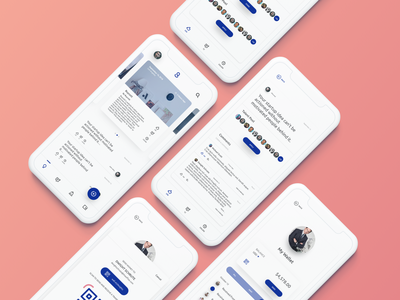 Globle | Where Ideas Come To Life crowd funding idea finance app clean design dribbble design ux ui iphone x ios app uiux sketch