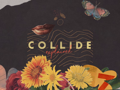 Collide Explained cel animation design illustration 2d animation photoshop 2d motion design motion graphics after effects animation