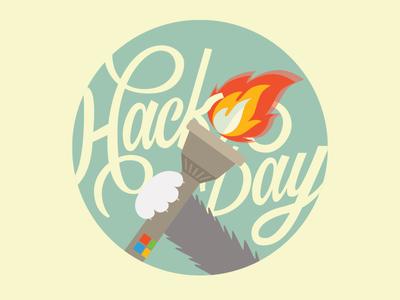Microsoft Hack Day Medal