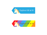 UX UI Hover State Buttons