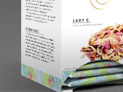 Yin Tea - Individual Box Detail