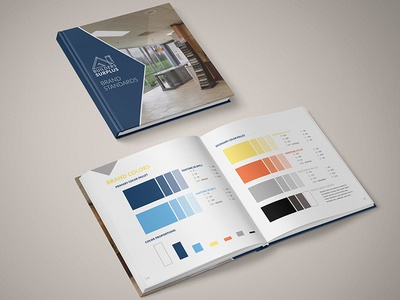 Brand Manual for Builders Surplus - Louisville, KY