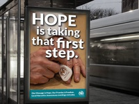 Narcotics Anonymous Billboard