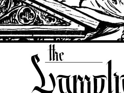 Lamplighter Typeface
