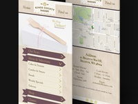 Kings County Bakery - Mobile Mockup
