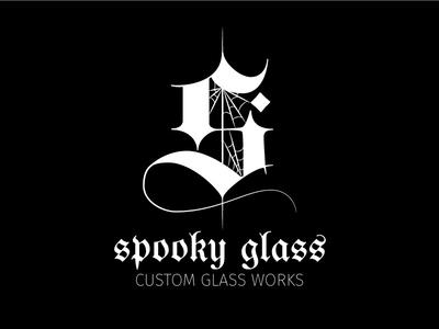 Spooky Glass Logo