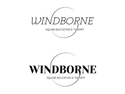 Windborne: Equine Education & Terapy Logo
