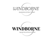 Windborne: Equine Education & Terapy Logo