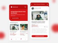 #Exploration Kitafund Mobile App