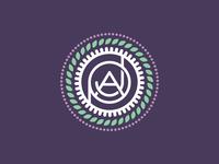 A-J-P monogram