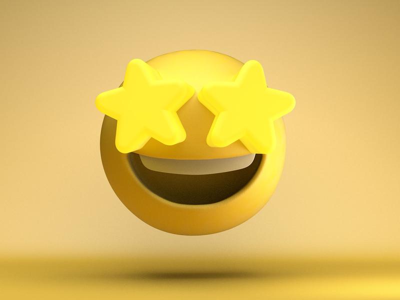 The face you make... illustration c4dfordesigners c4dart 3d art emojis design emoji c4d