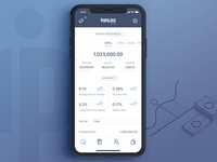Blockchain based invoice discounting platform