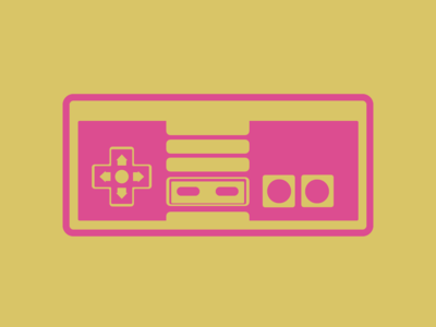 Nes Controller Icon