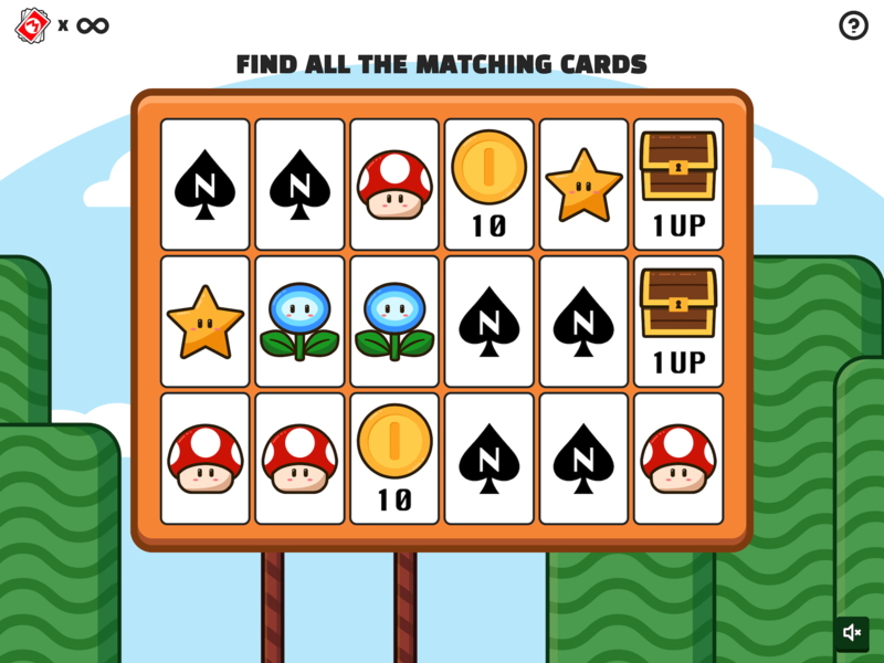 Super Mario Cards by Mangamaui minigame sideproject mario icons cardgame mario super mario cards