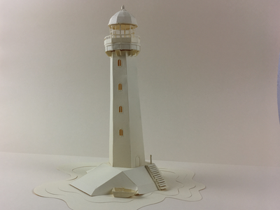 Lighthouse paper