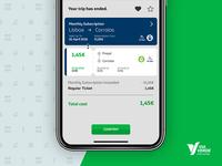Via Verde Transportes — iPhone X App Preview