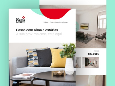 Home Lovers — Real Estate Newsletter