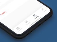 Fintech App — Settings