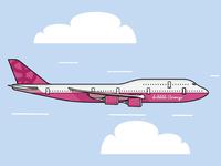 Dribbble Airways