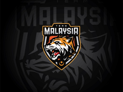 Team Malaysia Logo Design