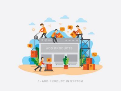 Ordersini.com UI illustration
