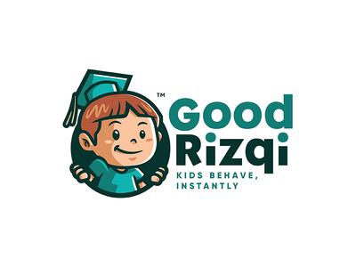 Good Rizqi Sensory Play Logo