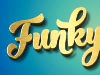 Funky Fresh Typography