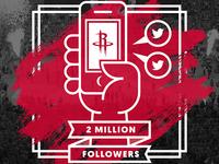 2 Million Twitter Followers