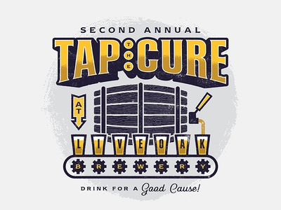 Tap The Cure Logo