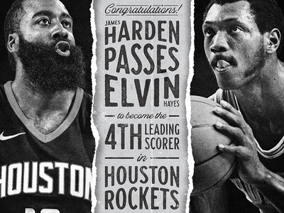 Harden Passes Hayes (Complete)
