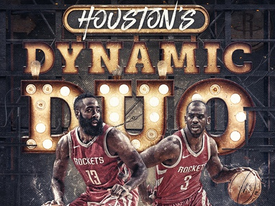Dynamic Duo Poster