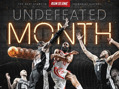 Undefeated Month