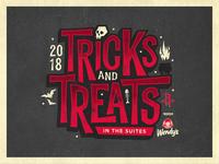 Tricks AND Treats Logo