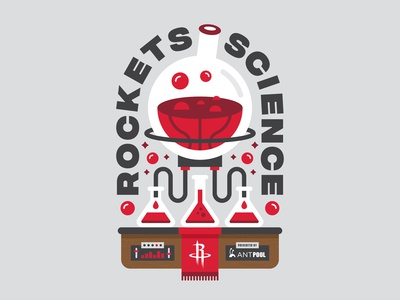 WIP Rockets Science Logo