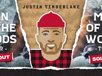 Justin Timberlake MOTW Graphic