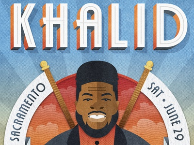 Khalid Illustration