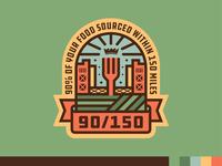 90/150 Logo