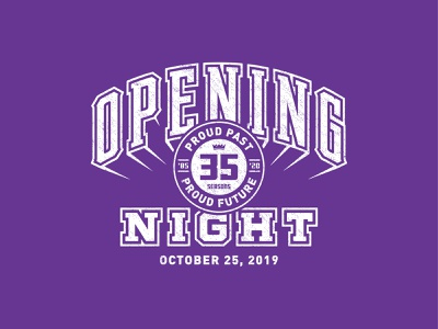 Rejected Opening Night Logo anniversary basketball graveyard rejected logo night opening kings sacramento