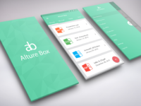 Alture Box - File Sharing App