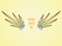 Mercy Insignia (Overwatch)