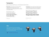 WooThemes Style Guide