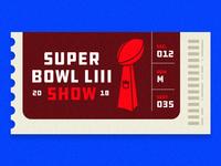 Super Bowl LIII Show