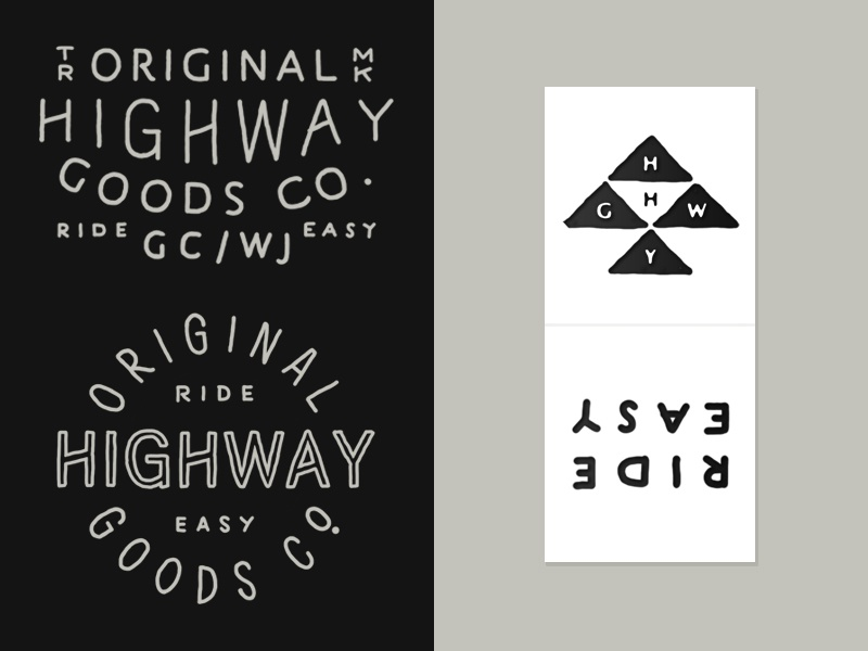 Highway Label