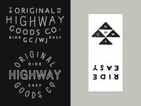 Highway Label