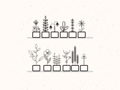 flower-Line draft