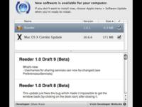 Apple Software Update Reloaded