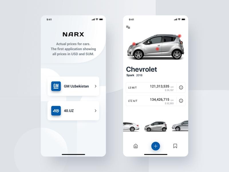Avto Narx redesign ecomerce shop rent car auto car typography illustration icon branding material dark vector logo dashboard animation ux ui