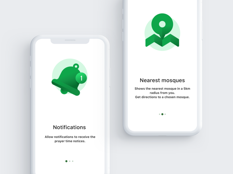 Islam. Namaz app icon logo animation ux ui dark dashboard branding material illustration mislim kaaba quran islam