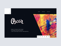 Personal site concept