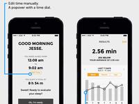 Minimal App Experiment